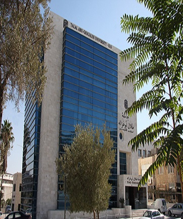 Talal Abu-Ghazaleh Global (TAG.Global) Building